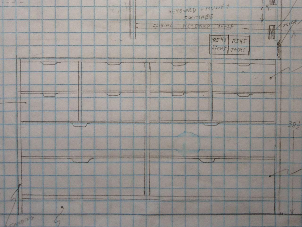 Closet Cabinet Plans