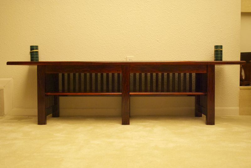 Images/long Benches/maple Bench In Living