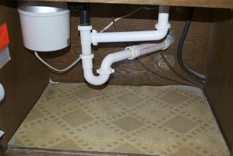 Under Sink Shelving